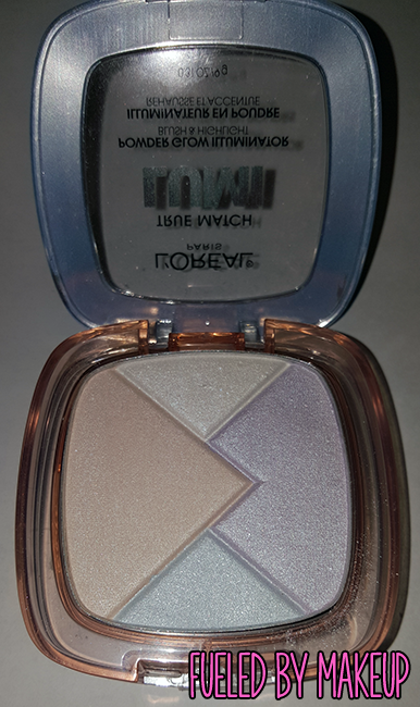 LorealTMLumiPowderHighlighterOpen